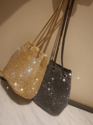 Fashion Rhinestone Party Handbags