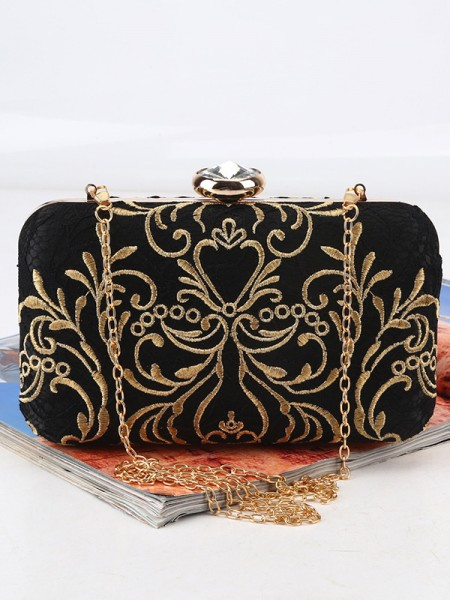 Charming Satin Party Handbags