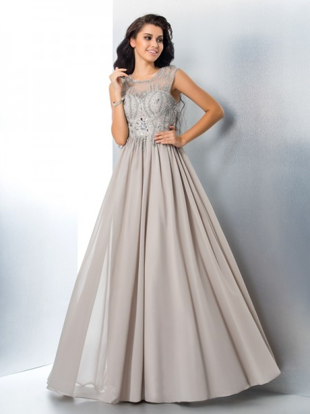 Ball Gown Sweetheart Beading Floor-Length Net Quinceanera Dress