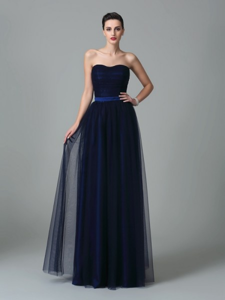 Princess Straps Pleats Short Satin Bridesmaid Dress