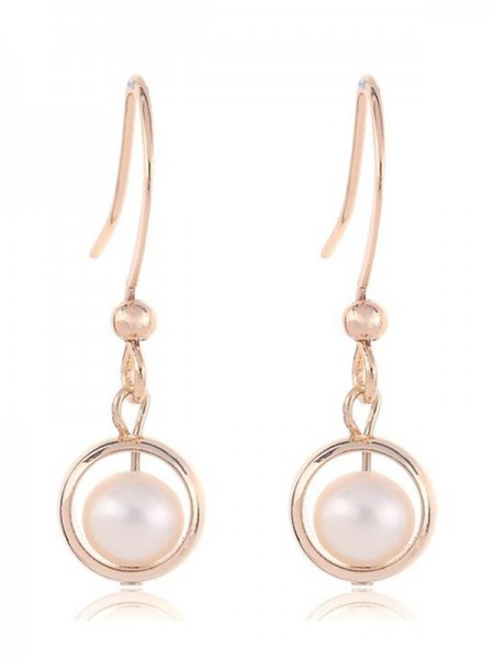 Charming Pearl Hot Sale Earrings For Women