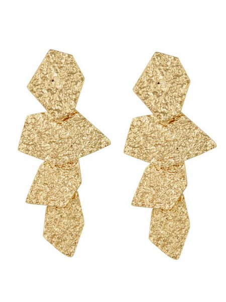 Fashion Alloy Hot Sale Earrings For Ladies