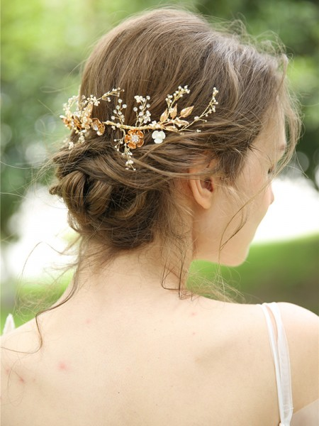 Amazing Czech Rhinestones Headpieces