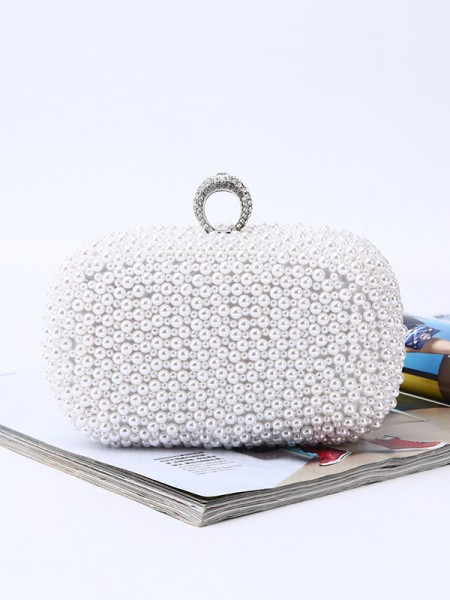 Trending Pearl Party Handbags