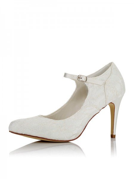 Chic Satin Wedding Shoes SW01679111I